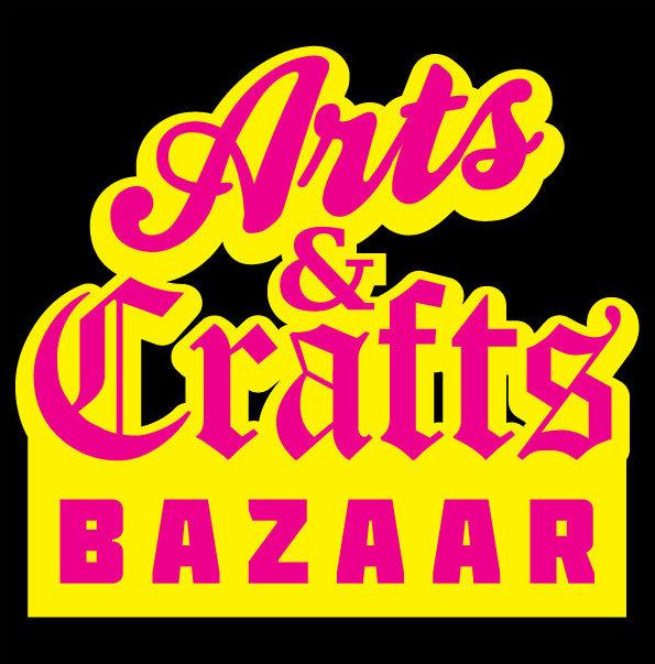 Arts&Crafts BAZAAR flyer