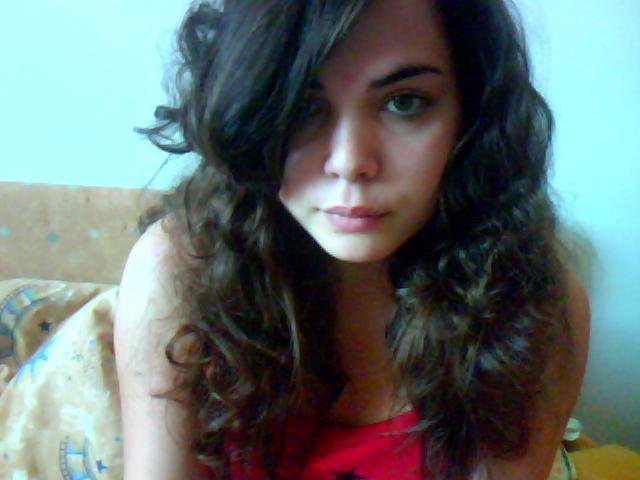 Griet s vlnitými vlasy